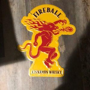 Other - Fireball sign